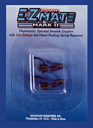 78025 Bachmann HO Couplers E-Z Mate?? Mark II Center Shank - Medium