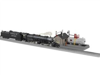 6-83635 O Scale Lionel North American Smoke Fluid Loader
