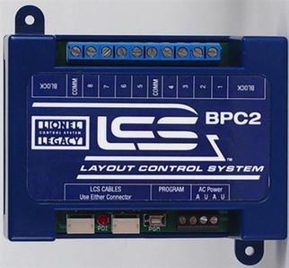 6-81640 O Lionel LCS Block Power Controller 2 (BPC2)