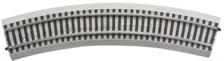 6-49853 S Lionel AF FastTrack R20  Curve Track