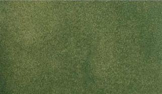 RG5142 Woodland Scenics Green Grass Vinyl Mat Project Sheet
