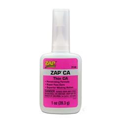PT-08 Pacer Glue ZAP CA Glue Super Thin