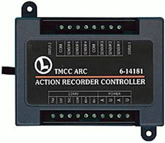 6-14181 Lionel O TMCC Action Recorder Controller-ARC