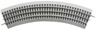 6-12033 Lionel Fastrack O36 Curved Track 4-Pack