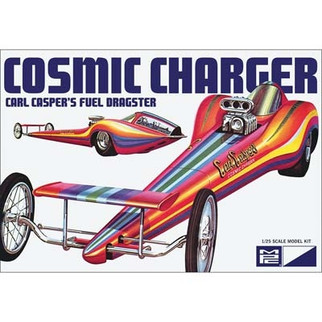 MPC826 MPC Cosmic Charger 1/25 Scale Plastic Model Kit