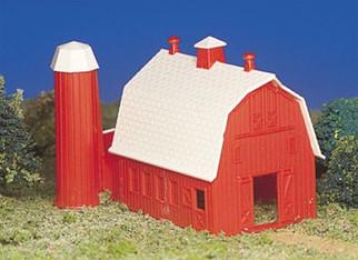 45151 Bachmann Plasticville?? U.S.A HO Barn