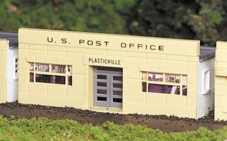 45144 HO Bachmann Post Office Snap Kit
