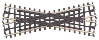 45-1015 MTH O ScaleTrax 22.5 Degree Crossing
