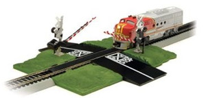 44879 Bachmann N Scale E-Z Track Crossing Gate
