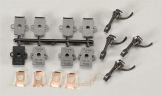 5 Kadee HO Scale #5 Metal Couplers
