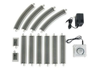 44547 Bachmann HO Point-To-Point Reversing Track Set