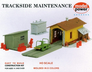 408 HO Model Power Trackside  Maintenance Kit
