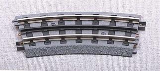 40-1045 MTH RealTrax O-42 Half Curve Track