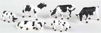 33153 Bachmann O Cows Black/White