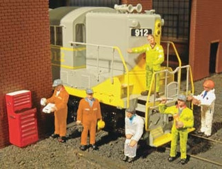 33113 HO Bachmann Mechanics