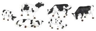33103 HO Bachmann Cows-Black & White
