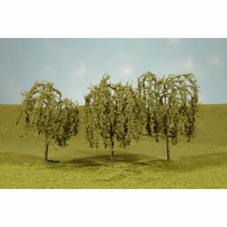 "32014 Bachmann 3""-3.5"" Willow Trees (3)"
