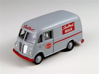 30372 HO Scale Classic Metal Works International Metro Van-Sealtest Milk