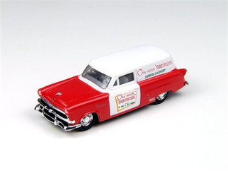 30326 HO Classic Metal Works(R) Mini Metals(R) '53 Ford(R) Courier(TM) Sedan Delivery-Dry Cleaner