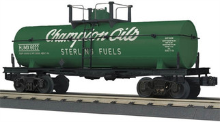 30-73425 O Scale MTH RailKing Tank Car-Sterling Fuels