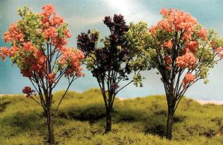 295-T41 Grand Central Gems 6 Medium Jacaranda Blossom Trees