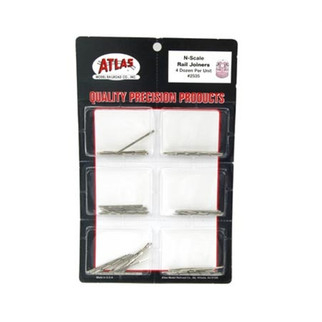 2535 Atlas N Scale Rail Joiners