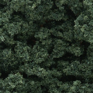 FC1647 Woodland Scenics Dark Green Bushes (Shaker)
