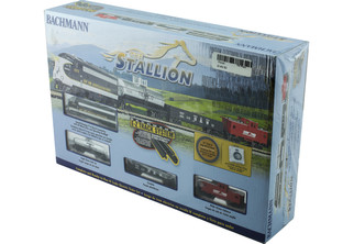 24025 N Bachmann The Stallion Train Set