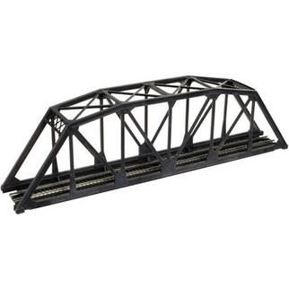 2071 N Scale Atlas Through Truss Bridge Kit-Code 55(Silver)