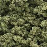 FC144 Woodland Scenics Olive Green Bushes (Bag)