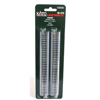 "20-040 Kato N Scale 2-7/16"" Straight (4)"