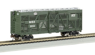 18520 HO Bachmann 40' Stock Car-New York Central
