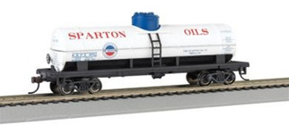 17848 Bachmann HO Sparton Oil Co. Single Dome Tank Car