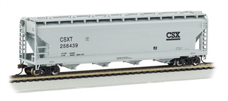17501 HO Bachmann 56' ACF Center-Flow Hopper-CSX