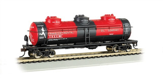 17142 HO Bachmann 40' Three-Dome Tank Car-Transcontinental Oil