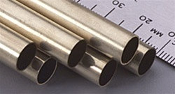 "134 K&S Engineering Round Brass Tube 11/32"" (1)"