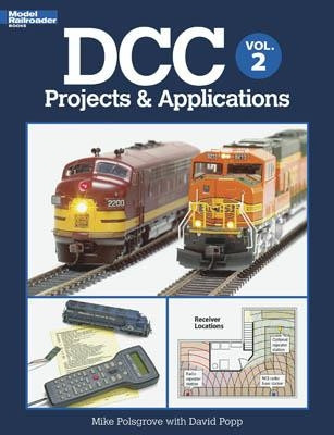 12441 Kalmbach Books DCC Projects & Applications Vol. 2