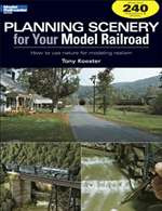 12410 Kalmbach Books Planning Scenery for Your Model Railroad