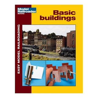 12413 Kalmbach Basic Buildings Easy Model RR Booklet