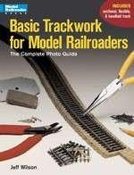 12254 Kalmbach Book Basic Trackwork for Model Railroaders