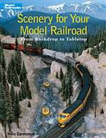 12194 Kalmbach Books Scenery for Your Model Railroad
