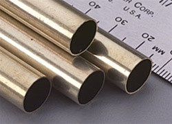 "137 K&S Round Brass Tube 7/16"" (1)"