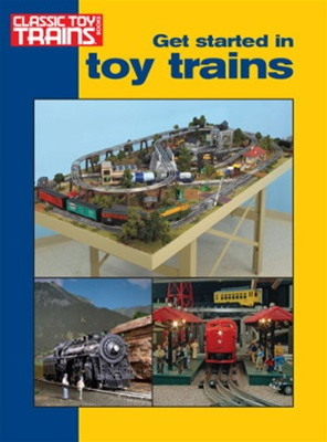10-8360 Kalmbach Books Get Started in Toy Trains