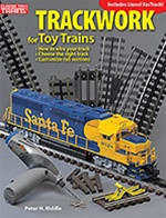 10-8365 Kalmbach Books Trackwork for Toy Trains