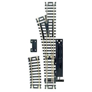 0860 Atlas HO-Code 100 Manual Snap Switch Left