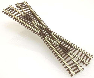 2041 Atlas N Scale Code 55 Track 22.5 degree Crossing
