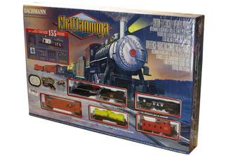 00626 Bachmann HO Chattanooga Train Set