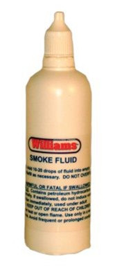 00251 Williams Smoke Fluid 4.5 oz.