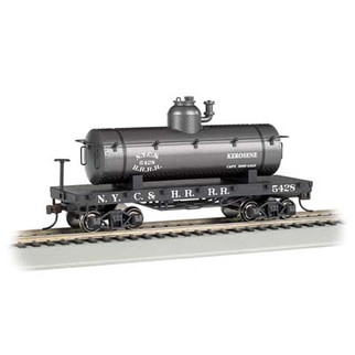 72102 HO Scale Bachmann Old Time Tank car-NYC Lines