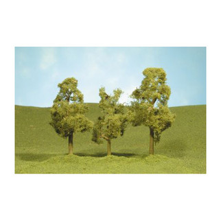 "32109 Bachmann Scenescapes Sycamore Trees 2.5-2.75"" (4)"